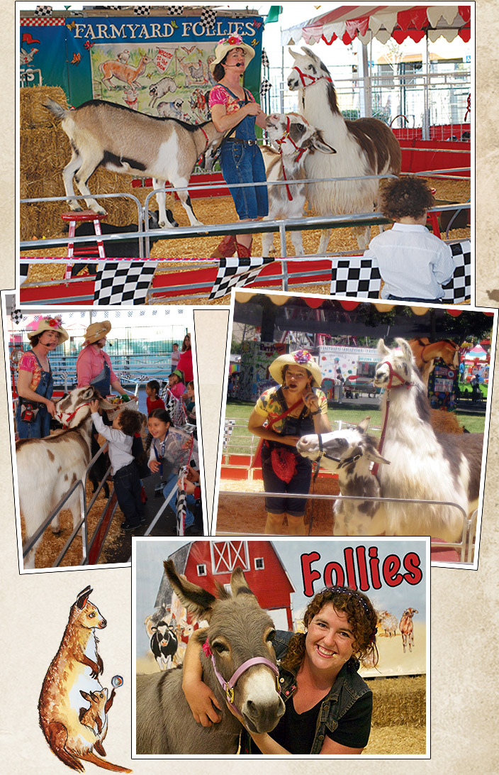 Farmyard Follies Pictures