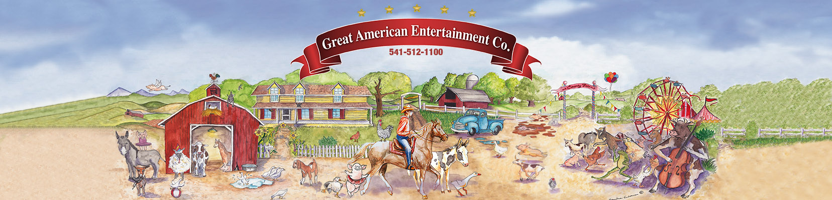 Great American Entertainment Co